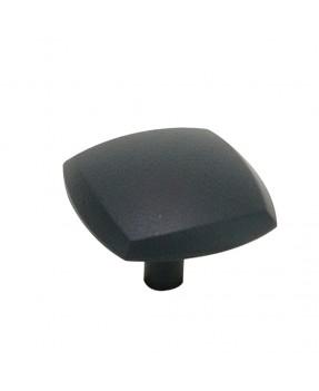 Rustic Black Button
