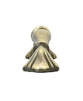 Bright Brass Knob