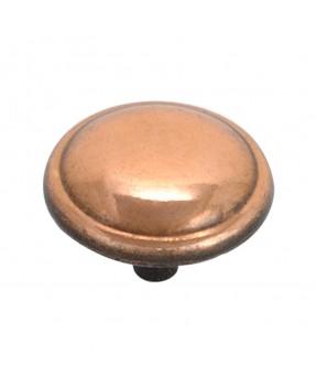 Matte Copper Button