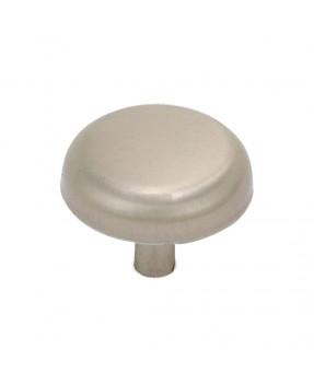 Shiny Striped Nickel Button